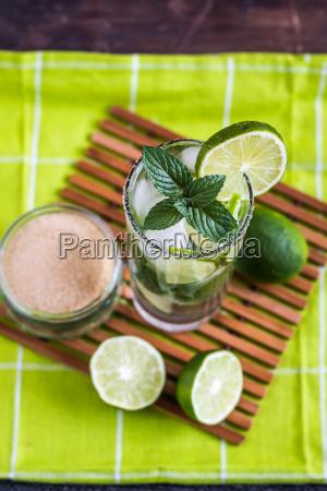 mojito, drink - 14039951