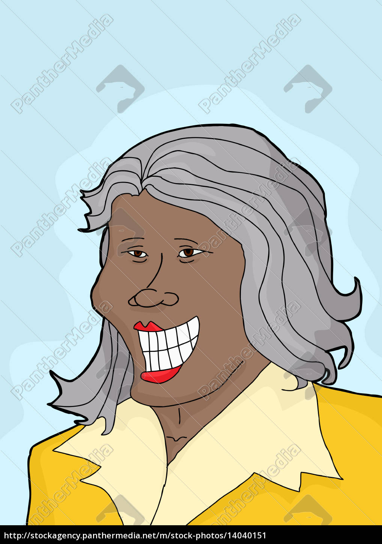 joyful, mature, businesswoman - 14040151