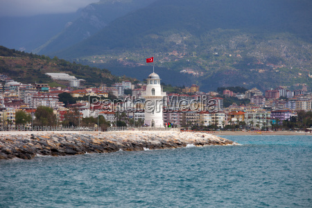 lighthouse, of, alanya - 14041389