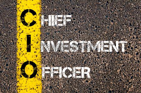 bubusiness, acronym, cio, –, chief, investment - 14042573