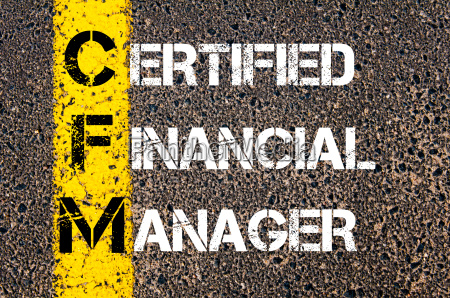 business, acronym, cfm, –, certified, financial - 14042563