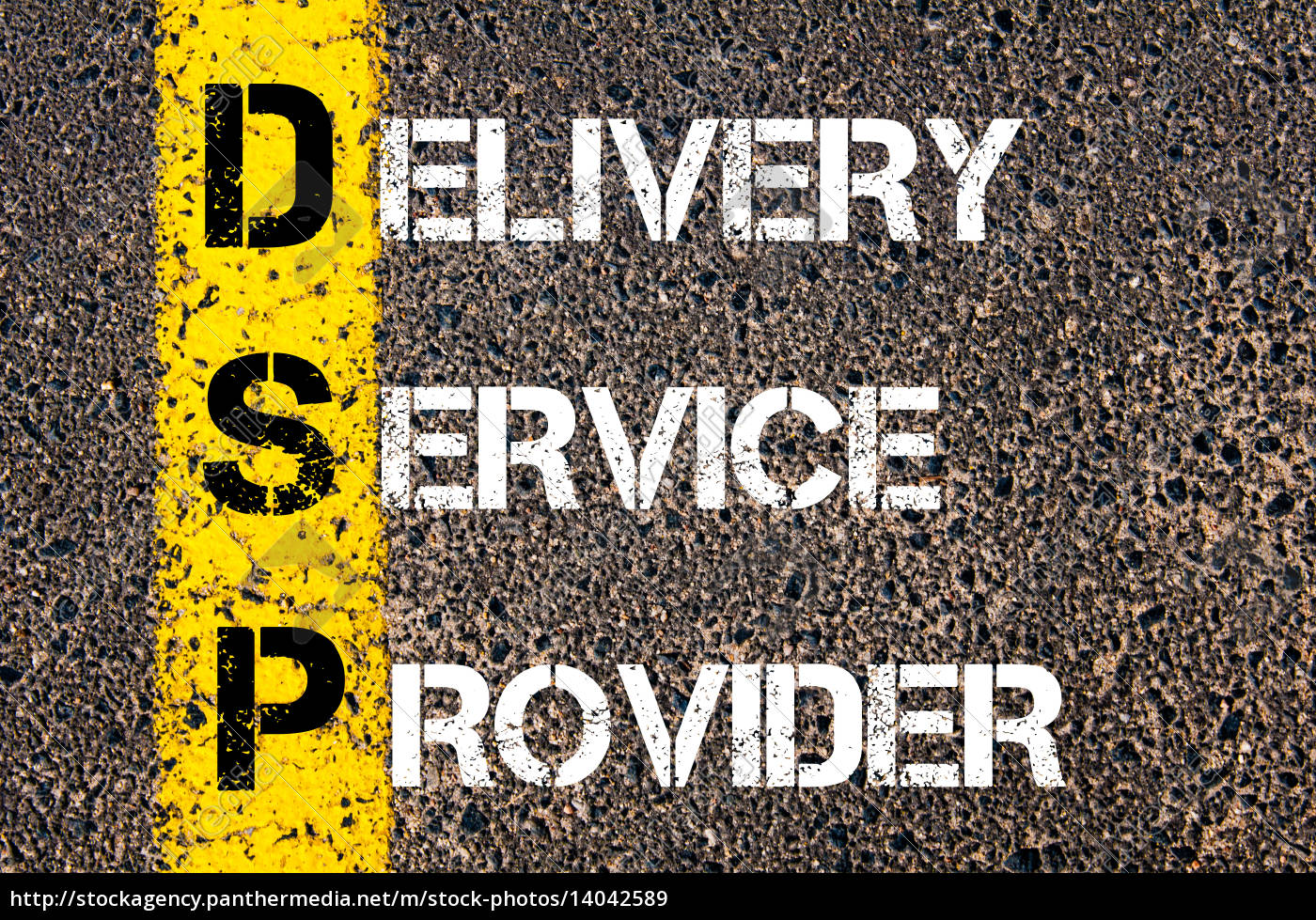business, acronym, dsp, -, delivery, service - 14042589
