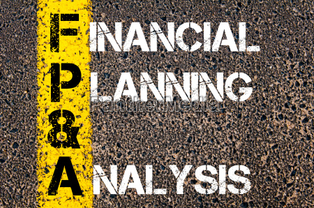 business, acronym, fp&a, –, financial, planning - 14042609
