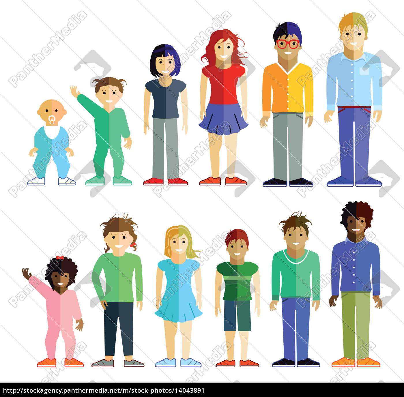 children's, group - 14043891