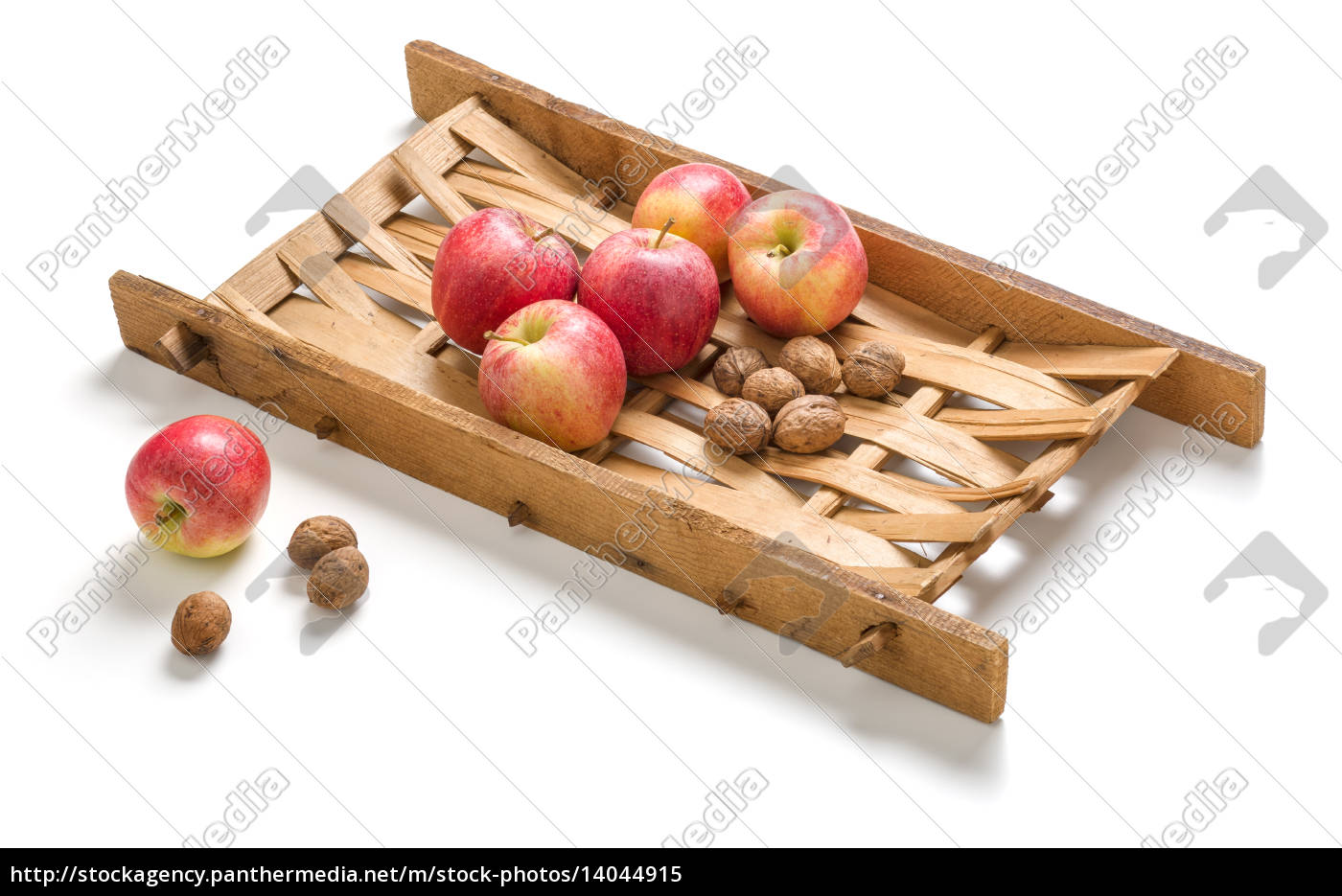 apple, and, nuts - 14044915
