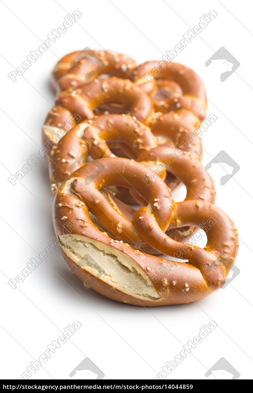 baked, pretzels - 14044859