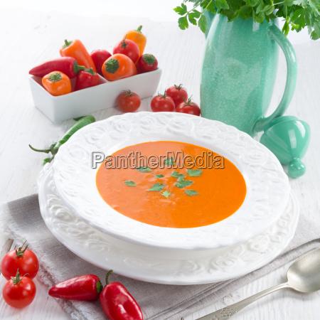 paprika, soup - 14044085