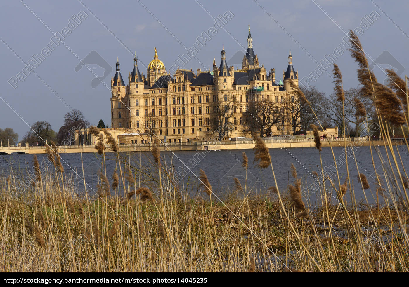 schwerin, castle - 14045235