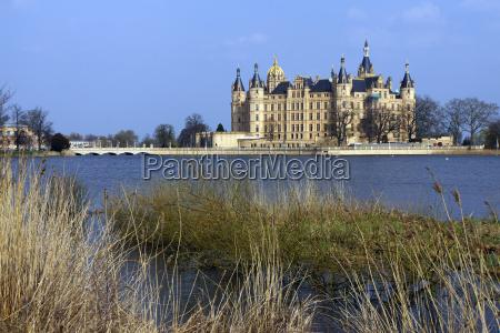schwerin, castle - 14045241