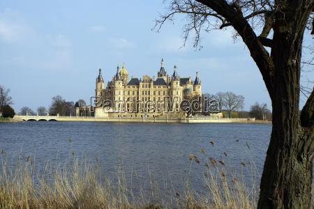 schwerin, castle - 14045249