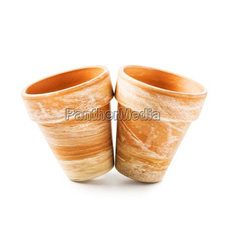 two, flowerpots - 14045609