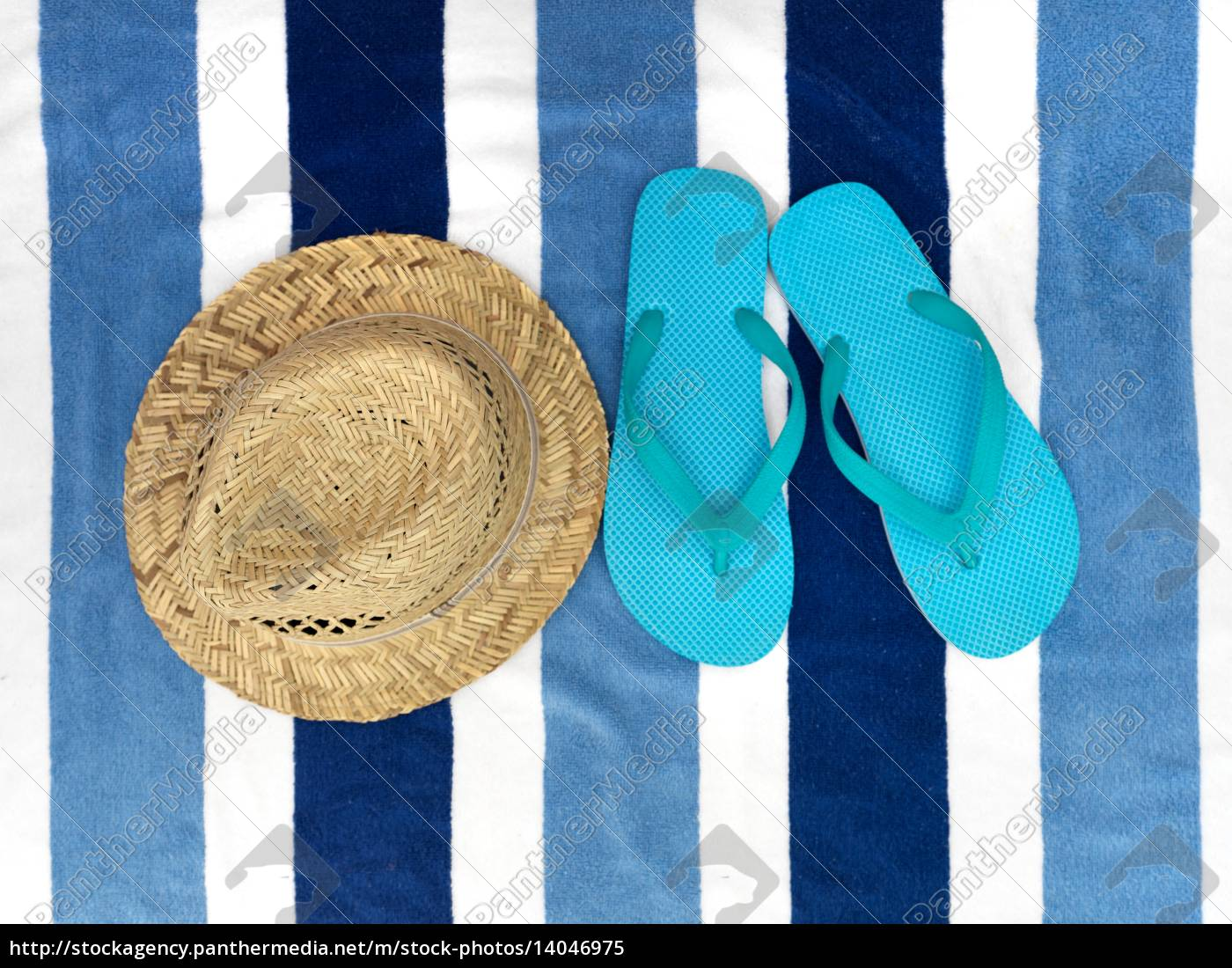 beach, towel - 14046975