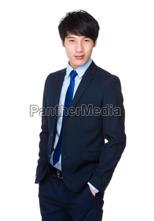 asian, businessman - 14047729