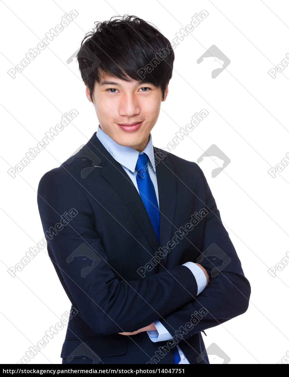 asian, young, business, man - 14047751