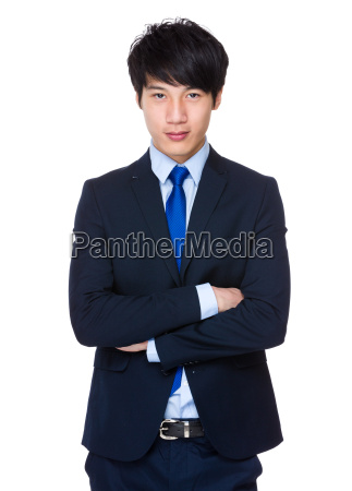 handsome, young, asian, man, standing, wearing - 14047745