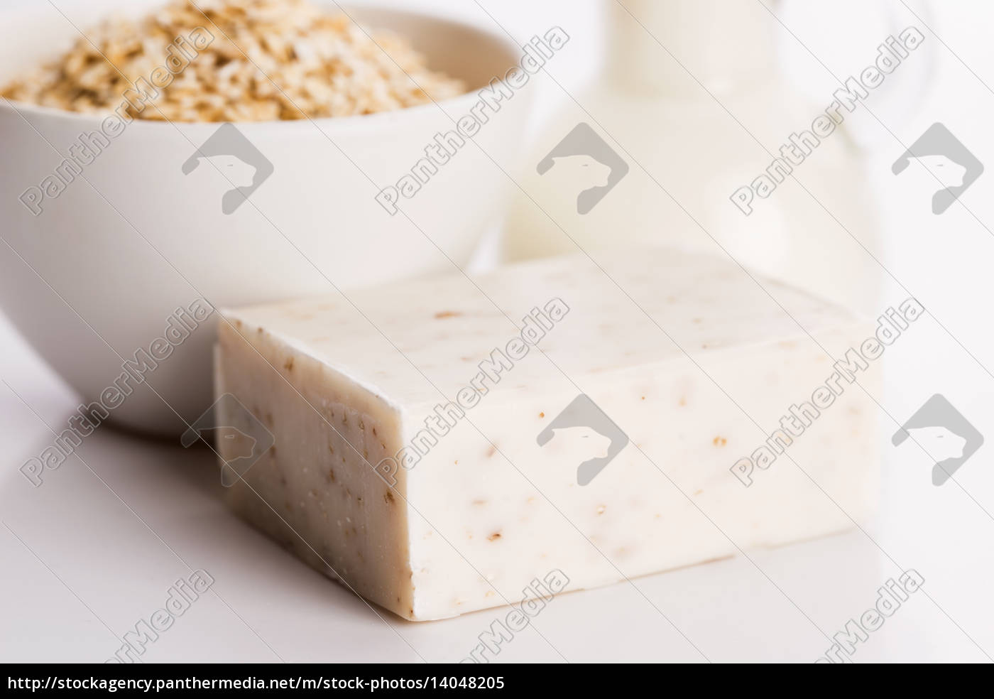 oatmeal, soap - 14048205
