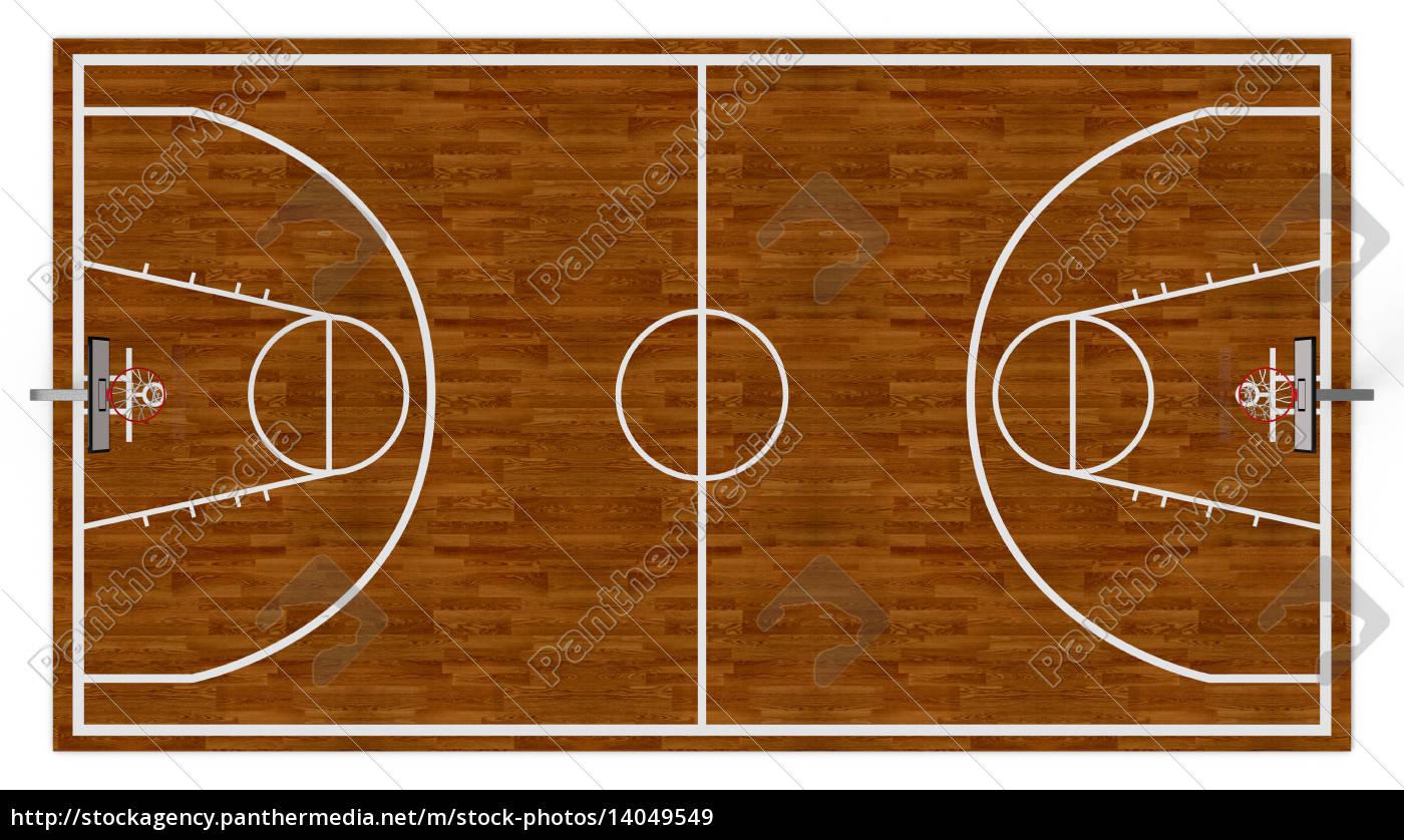 basketball, field - 14049549