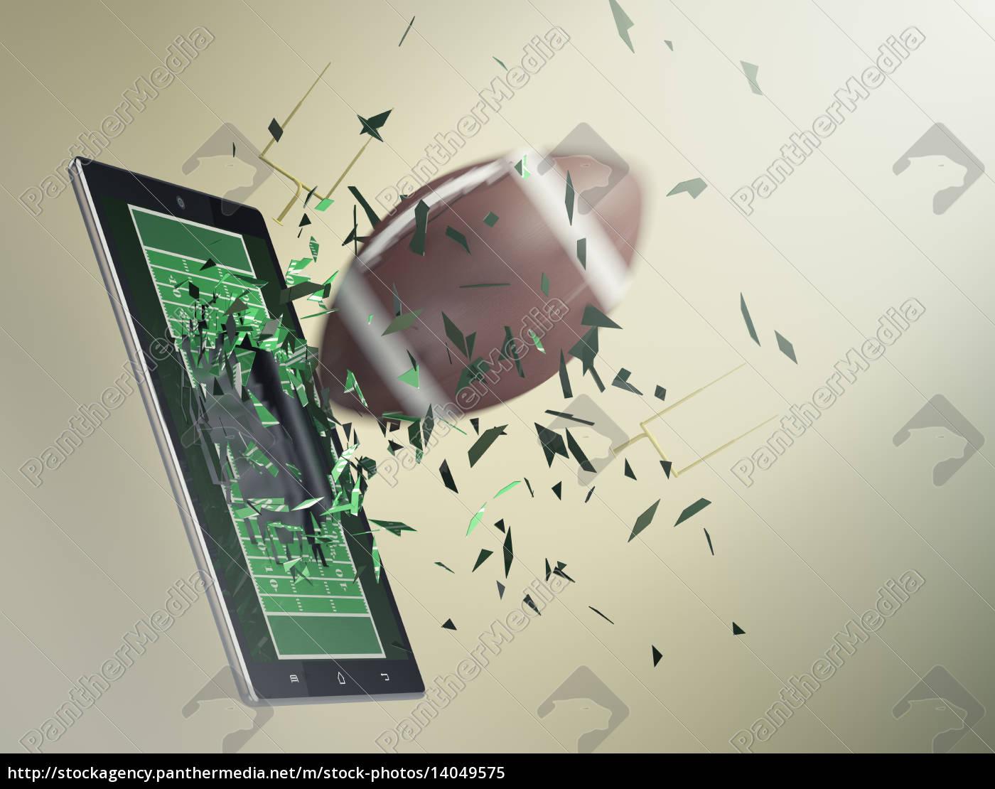 football, and, new, communication, technology - 14049575