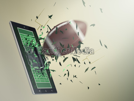 football, and, new, communication, technology - 14049575