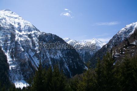 dreiherrenspitze, east, tyrol, austria - 14050565