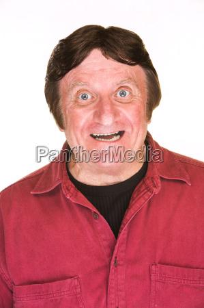 surprised, mature, man - 14050825