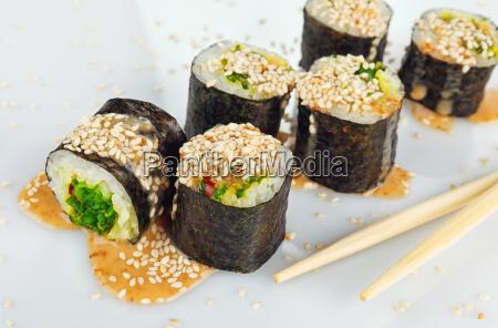 sushi, rols - 14050671