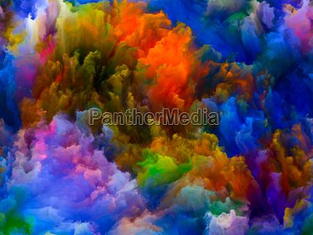 toward, digital, color - 14050337