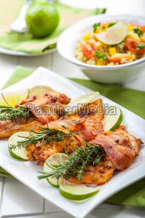chicken, breast, with, herbs, - 14051347