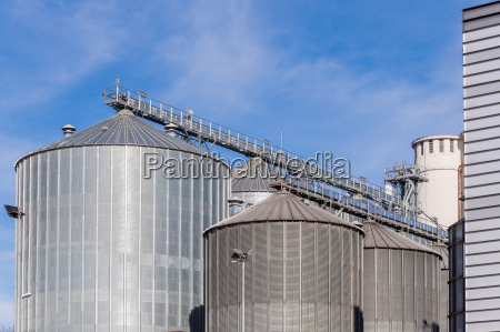 storage, facility, cereals, , and, biogas, production - 14051431