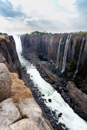 view, of, victoria, falls, canyon, - 14051035