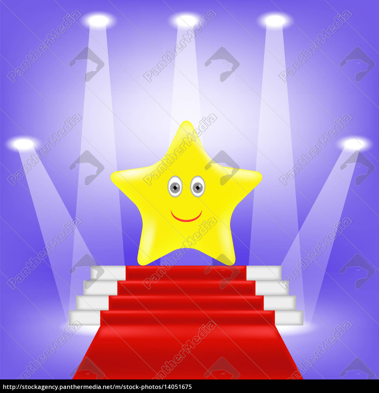 yellow, star - 14051675