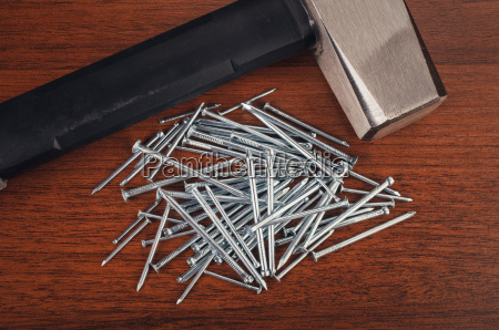 hammer, and, nails - 14052111