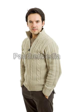 casual, man, portrait - 14053379