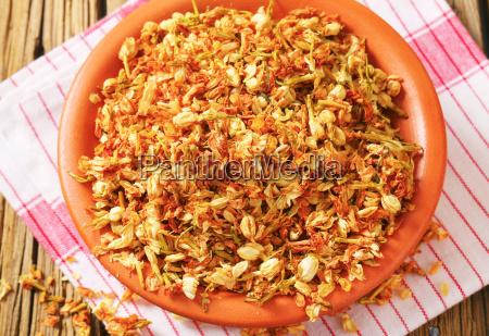 dried, jasmine, flowers - 14053503