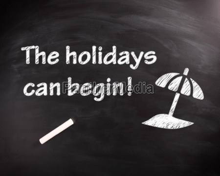 the, holiday, can, begin, phrase, on - 14053935