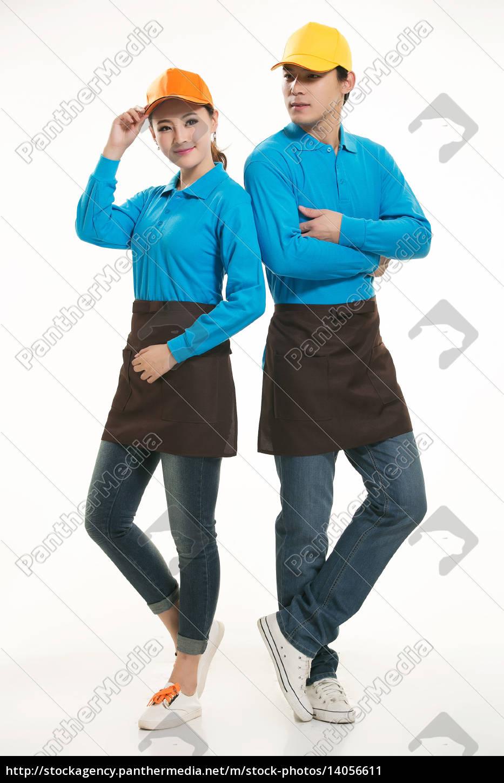 beautiful, beauteously, nice, asia, waitress, black - 14056611