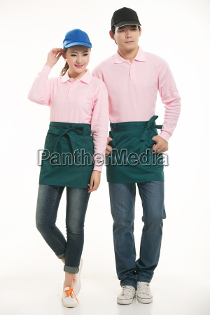 wear, clothing, occupation, chinese, waiters, in - 14056415
