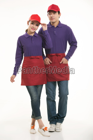 wear, clothing, occupation, chinese, waiters, in - 14056511