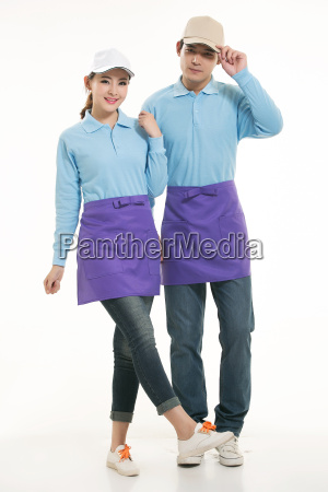 wear, clothing, occupation, chinese, waiters, in - 14056513