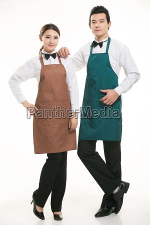 wear, clothing, occupation, chinese, waiters, in - 14056843