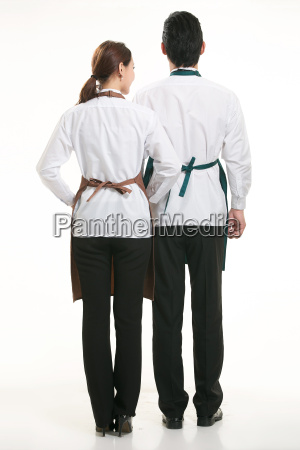 wear, clothing, occupation, chinese, waiters, in - 14056865