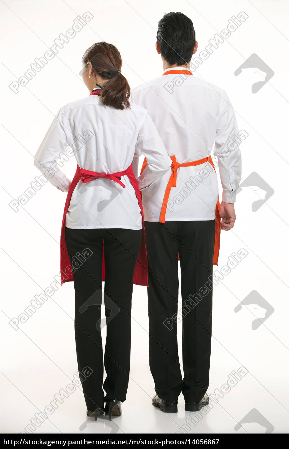 wear, clothing, occupation, chinese, waiters, in - 14056867