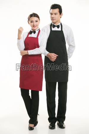 wear, clothing, occupation, chinese, waiters, in - 14056875