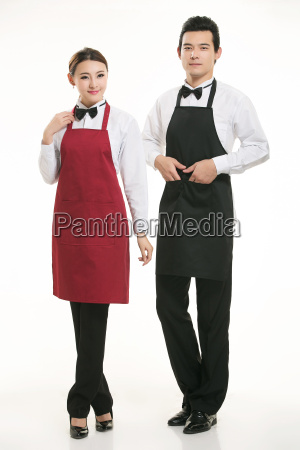 wear, clothing, occupation, chinese, waiters, in - 14056883