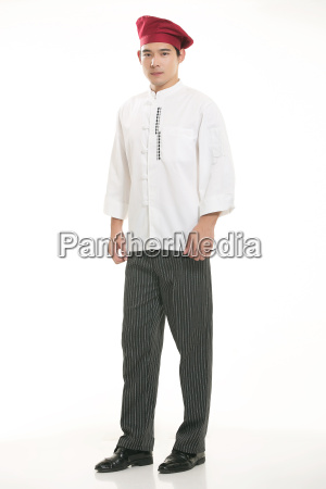 wear, clothing, occupation, chinese, waiters, in - 14057071