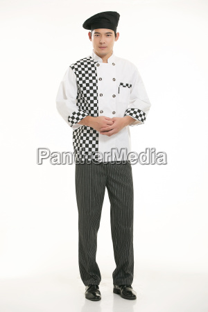 wear, clothing, occupation, chinese, waiters, in - 14057135