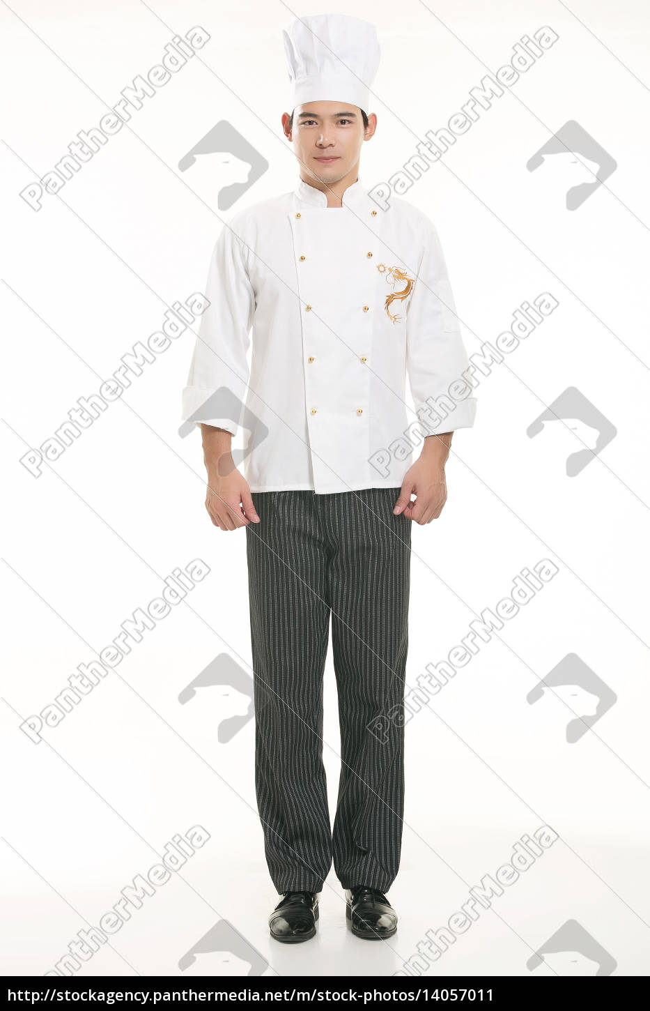 wearing, all, kinds, of, clothing, chef - 14057011
