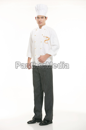 wearing, all, kinds, of, clothing, chef - 14057023