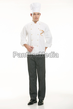 wearing, all, kinds, of, clothing, chef - 14057025