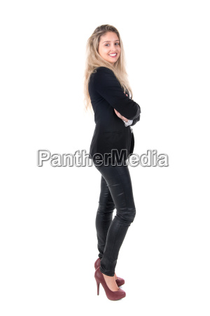 young, businesswoman - 14057473
